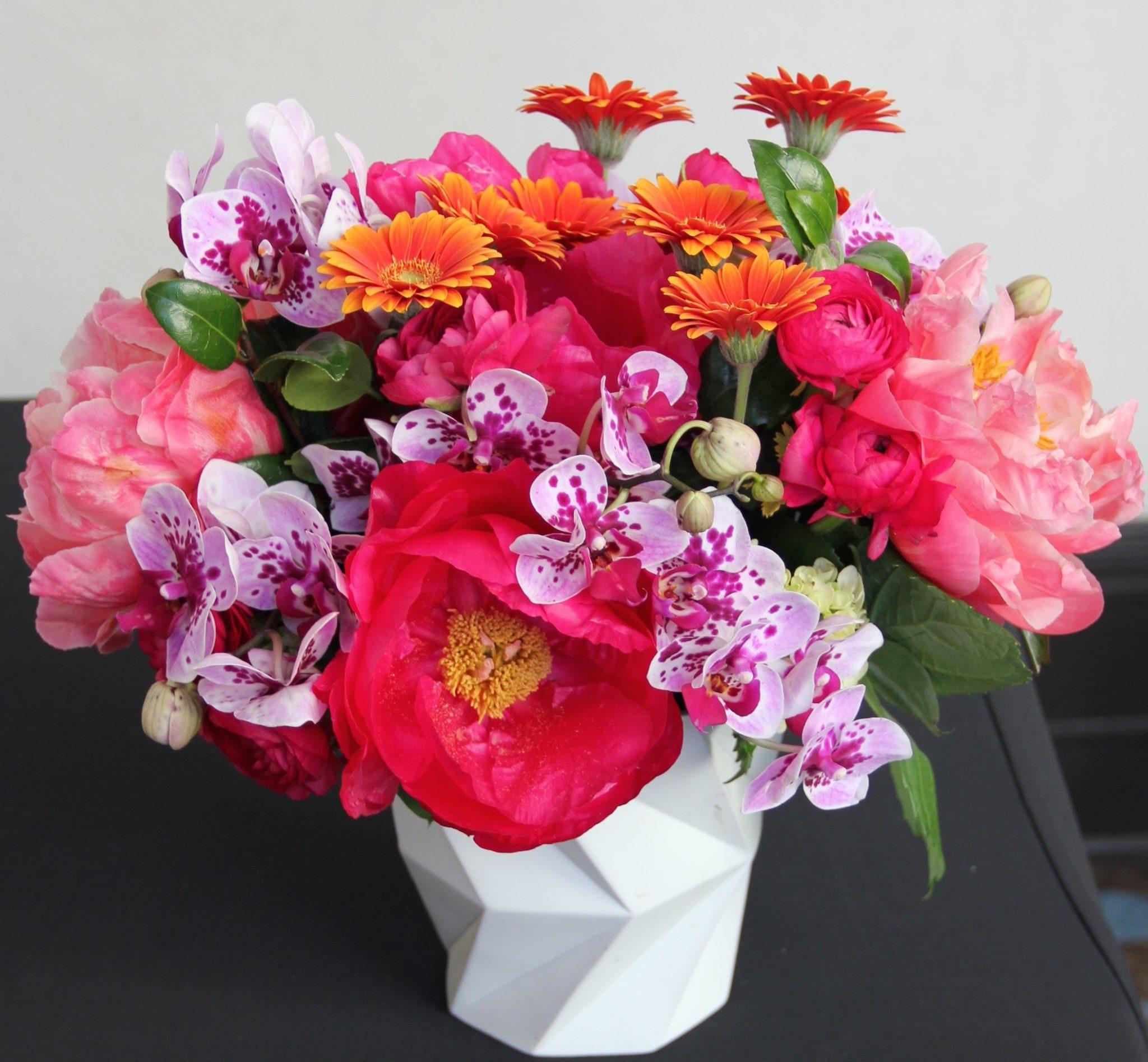 Leeza Ben S B Nai Paul Robertson Floral